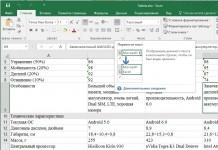 Перенос текста в ячейке Кнопка «Перенести текст» позволяет отобразить текст в ячейке Excel целиком