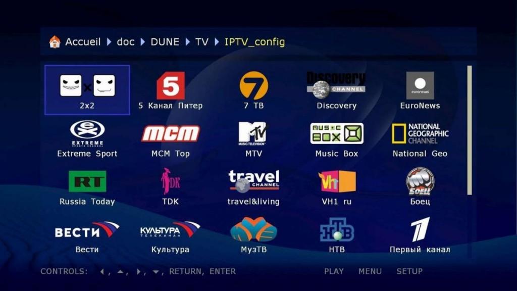 Использование протокола IPTV на современных телевизорах позволяет просматривать каналы в HD-качестве даже без абонентской платы