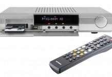 При подклбчении кабельного и спутниковго ТВ лучше ори- ентироваться на декодеры с HD качеством,