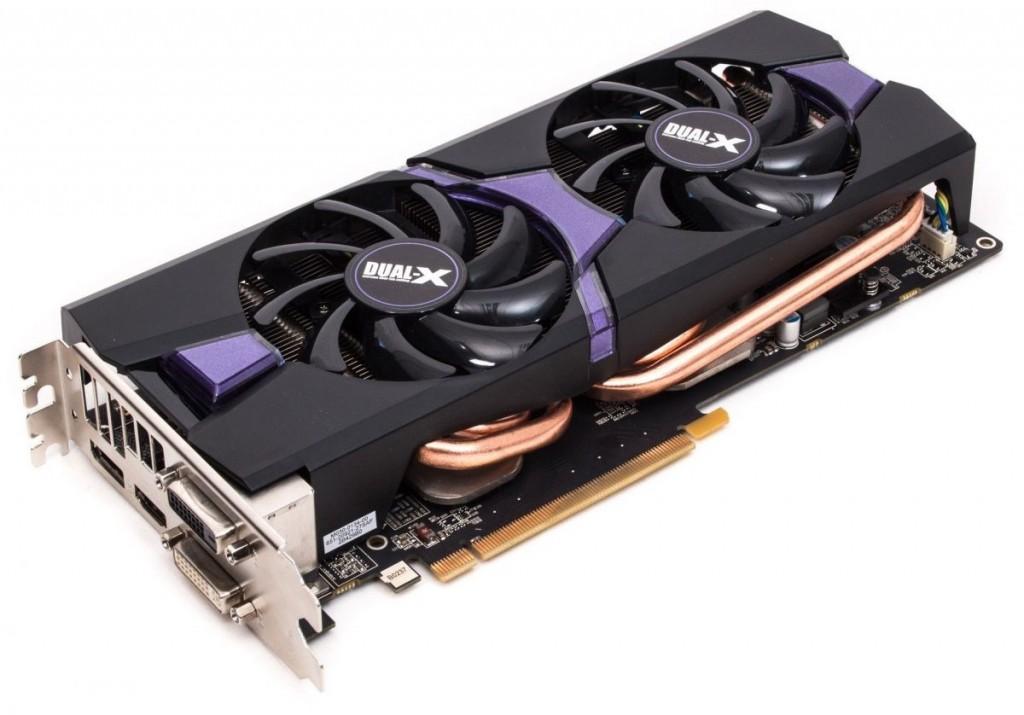Sapphire Radeon R9 285 Dual-X OC: подходит и для 3D-игр под Widows 10