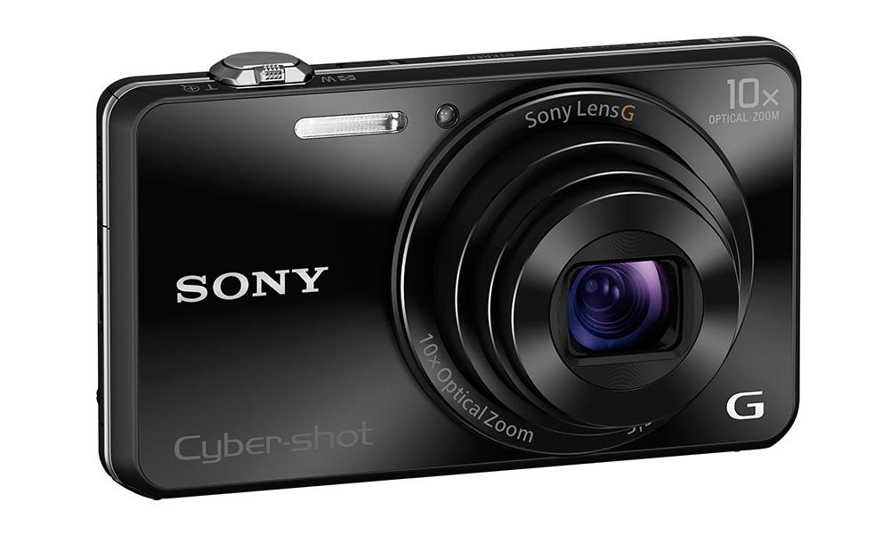 Самые популярные камеры 2015 года: Sony Cyber-shot WX220 — победитель по соотношению цена-качество среди компактных фотоаппаратов.