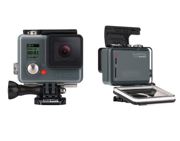 Тест экшен-камеры GoPro Hero+