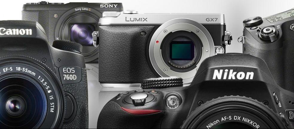 Цифровые камеры 2016: будущие хиты от Canon, Nikon, Sony & Co.