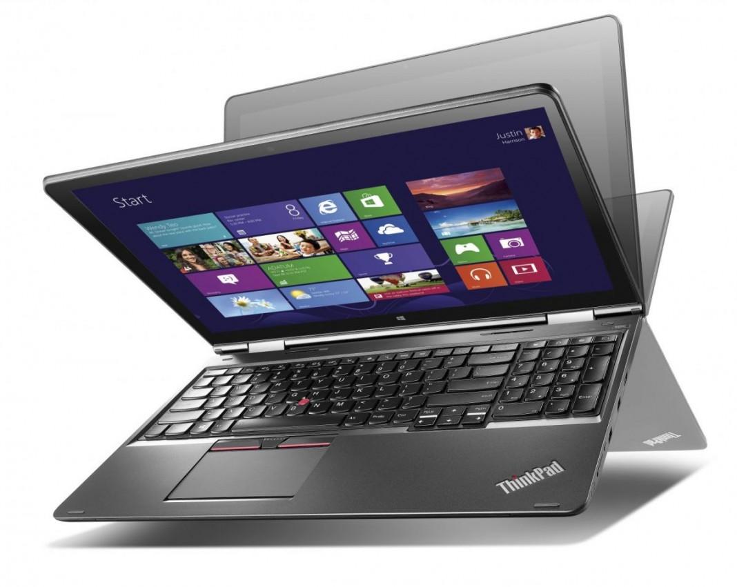 Lenovo Thinkpad X1 Yoga: трансформер с OLED-экраном