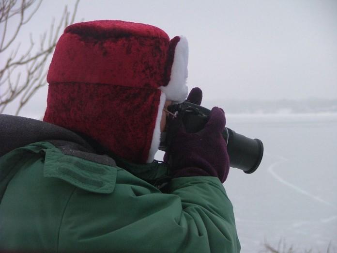 Как получить хорошие фотографии в холодное время года