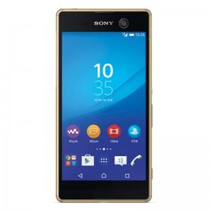 Sony Xperia M5: Из-за увеличения объектива фронтальной камеры рамка вокруг дисплея стала шире