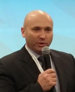 Вениамин Левцов, вице-президент по корпоративным продажам и развитию бизнеса «Лаборатория Касперского»