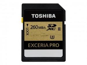 Toshiba SDHC Exceria Pro 32GB (THN-N101K0320E6)