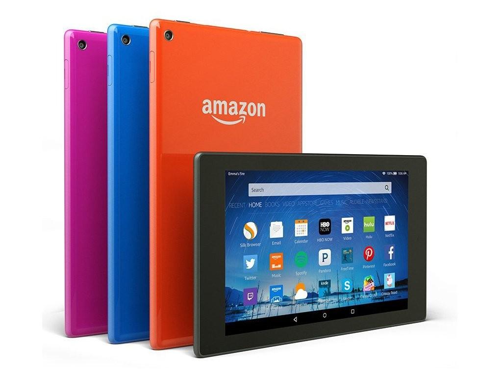 Amazon Fire HD 8 — выгодный планшет с некоторыми недостатками