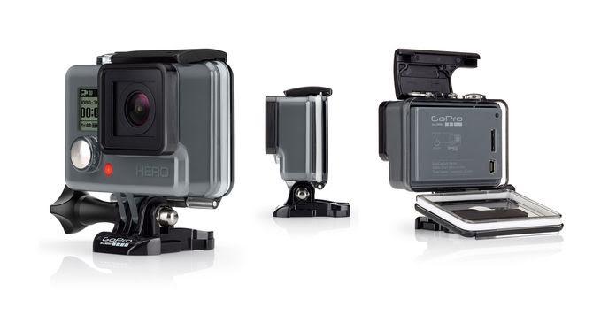 Экшен-камера GoPro Hero