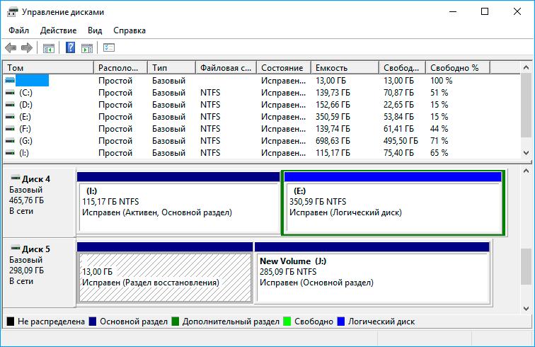 скачать программу для объединения разделов жесткого диска - фото 7