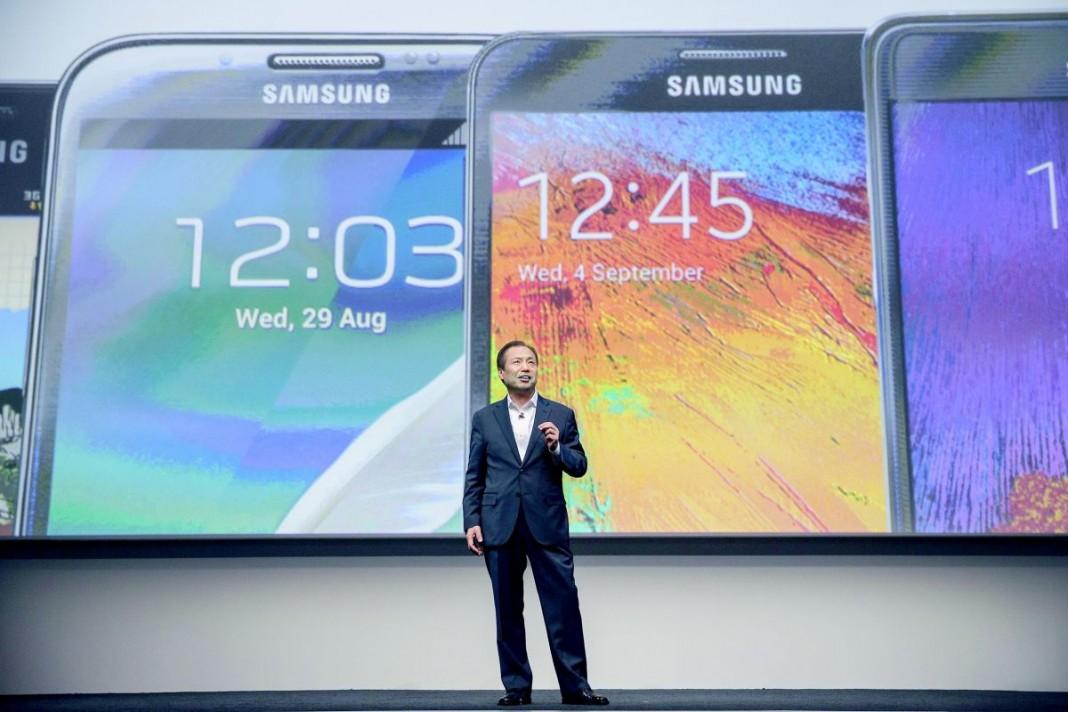 Samsung сбивается с такта?