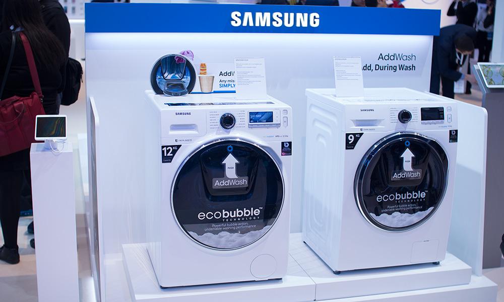 Samsung Add Wash