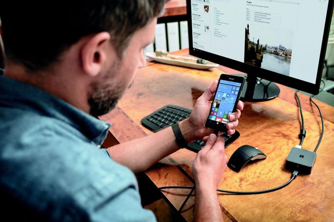 Смартфон превращается в компьютер