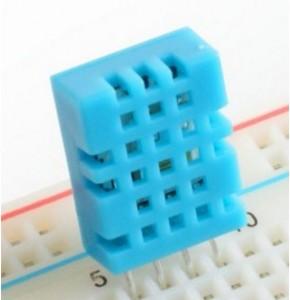 Модуль для Raspberry Pi: измеряет температуру и влажность воздуха.