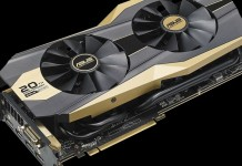 Asus GeForce GTX 980 Ti 20th Anniversary Gold Edition 6GB GDDR5