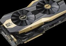 Asus GeForce GTX 980 Ti 20th Anniversary Gold Edition 6GB GDDR5