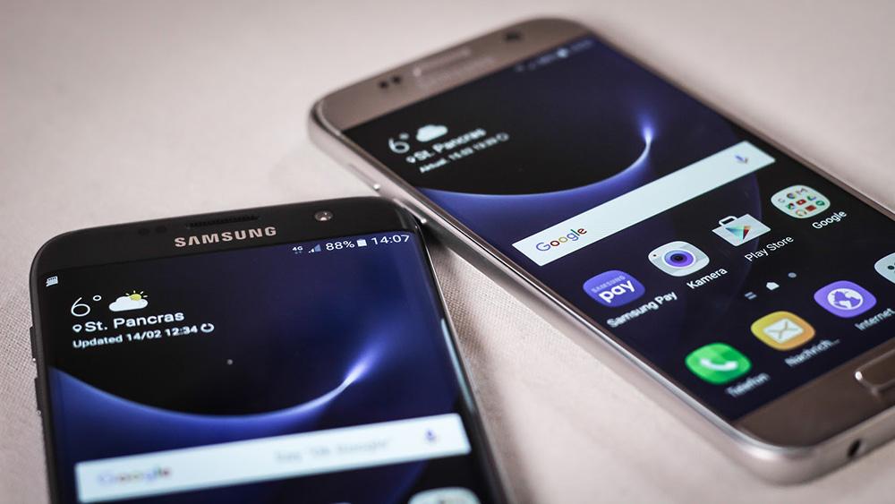 Тест смартфона Samsung Galaxy S7: непревзойденный телефон