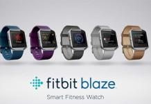 Fitbit Blaze