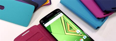 Тест смартфона Moto X Play