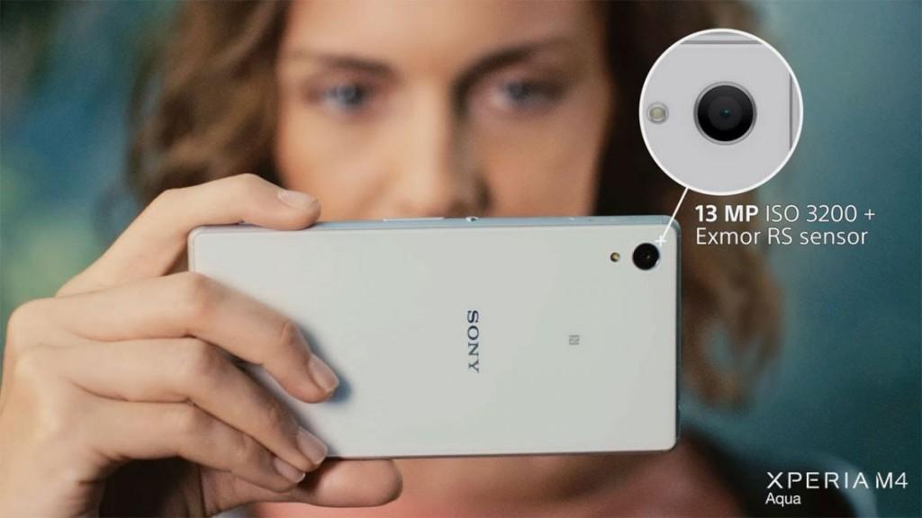 Sony Xperia M4 Aqua: ну и как камера?