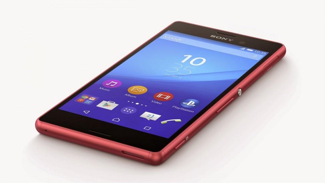 Тест смартфона Sony Xperia M4 Aqua