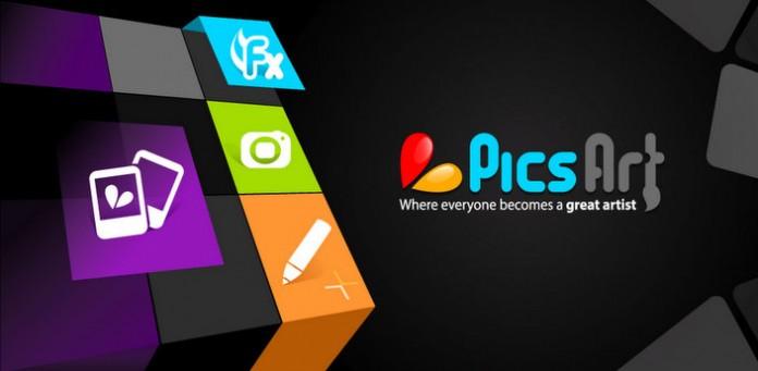 Обработка фотографий в Picsart Photo Studio