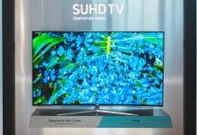 Samsung SUHD Quantum Dot Display