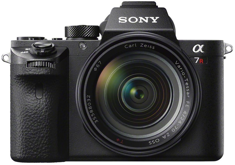 Sony a7R II: Профессиональная беззеркальная камера «общается» со смартфонами с помощью Wi-Fi и NFC.