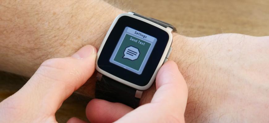 краудфандинговые умные часы: у Pebble есть всего пять различных моделей