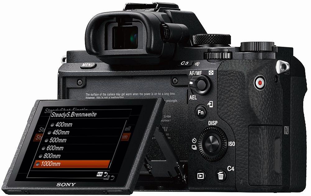 Sony Alpha 7 II: У камеры есть разъемы для микрофона и наушников, при этом уровень громкости можно регулировать.