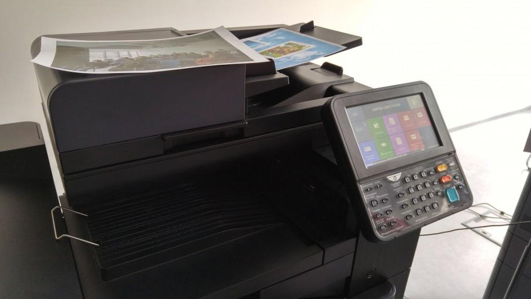 Kyocera представила новые МФУ с системой удаленного управления