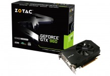 Zotac Geforce GTX 960 2GB GDDR5: годится даже для требовательных игр.