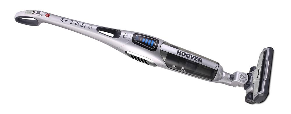 Пылесосы Hoover Athen Evo представлены двумя моделями: ATV25RM (17 990 рублей) и ATV18LS (16 990 рублей). Модели отличаются напряжением батареи – 25 В и 18 В, соответственно.