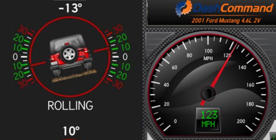 DashCommand: С помощью этого приложения вы контролируете ваш автомобиль