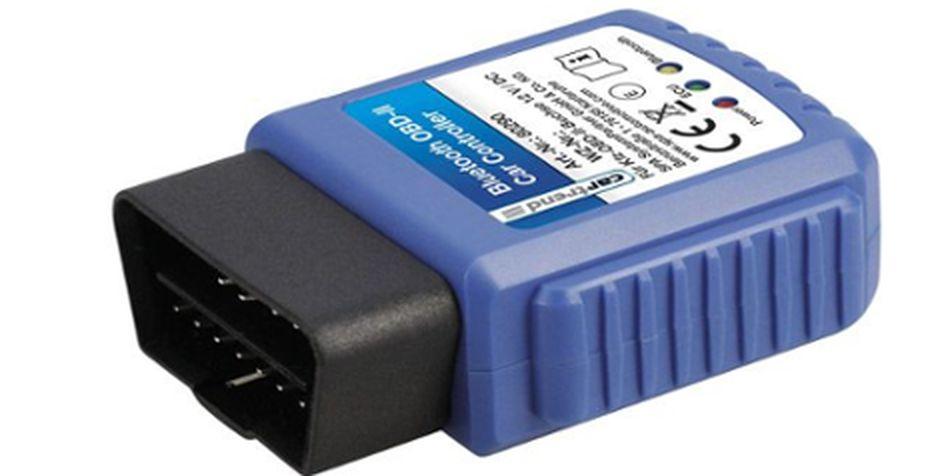 Разъем OBD-2: взаимодействие автомобиля и смартфона модуль обеспечивает благодаря Bluetooth