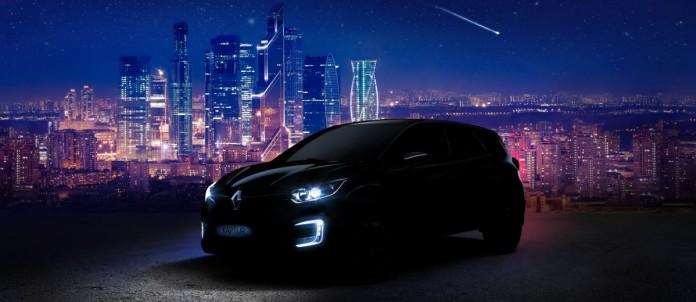 Renault начинает производство полноприводного кроссовера Kaptur