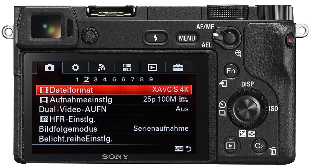 Sony Alpha 6300: Для беспроводной передачи данных и дистанционного управления у камеры есть модуль Wi-Fi.