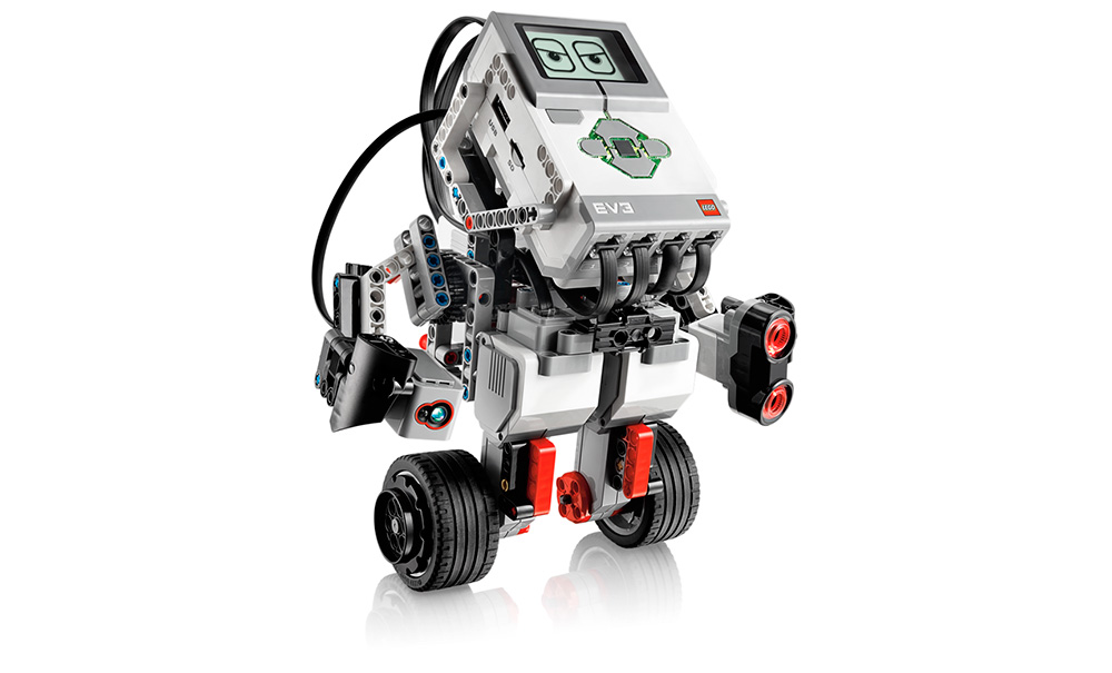 LEGO Education Roboter EV3: эта конфигурация называется Gyro Boy.