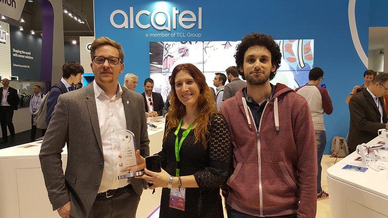 Alcatel Awards 2016