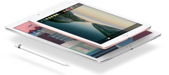 Apple Pencil с iPad Pro