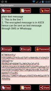 AES Message Encryptor