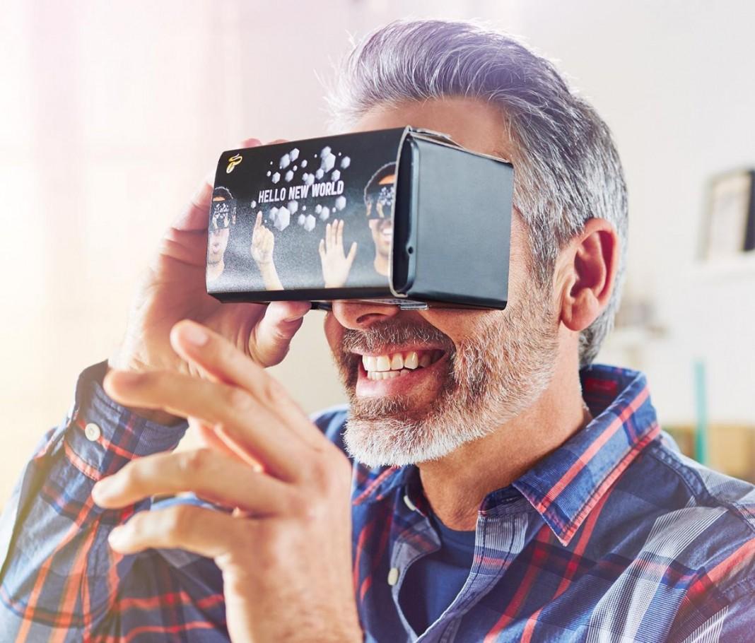 Виртуальная реальность за 1000 рублей: тест VR-очков Tchibo