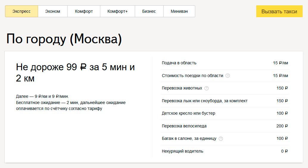 Такси в стоимость по час москве час екатеринбург стоимость на домработница