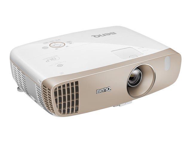 Тест проектора BenQ W2000