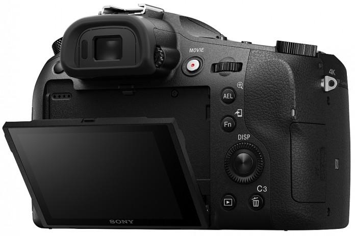 25-кратный зум, Ultra-HD, 1-дюймовая матрица: Sony выводит на рынок мощную бридж-камеру