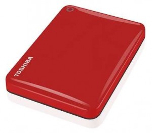 Toshiba Canvio Connect II 3TB (HDTC830ER3CA)