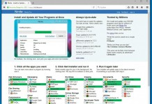 Установка утилит одним махом.На сайте ninite.com можно выбрать необходимые программы и скачать их в одном файле на компьютер
