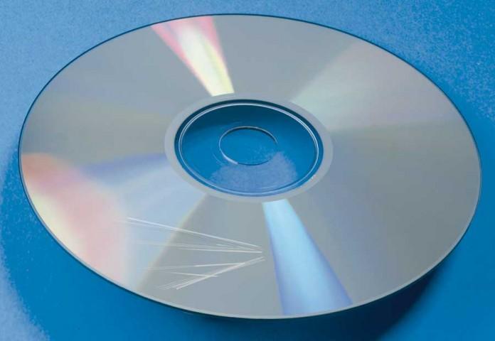 Восстанавливаем информацию с CD, DVD