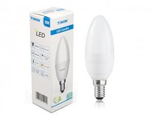 Tiwin LED Candle E14 5W 470lm